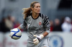 Irish goalkeeper Emma Byrne leaves Arsenal after 17 years