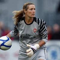 Irish goalkeeper Emma Byrne leaves Arsenal after 17 years