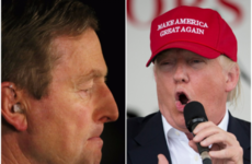Enda Kenny says he doesn't regret the comments he made in the Dáil about Donald Trump