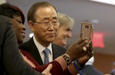 Ban Ki-Moon bids a final farewell as UN Secretary General