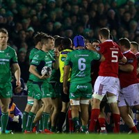 As it happened: Connacht v Munster, Guinness Pro12