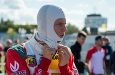 Mick Schumacher following in father's tracks and eyeing F1 title