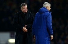 From bogey team to just another game: How the Wenger and Allardyce rivalry is no more