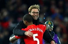 Klopp hints Liverpool win will annoy Chelsea