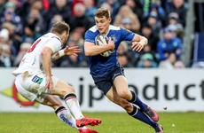 'We definitely lacked composure': Leinster look for rhythm in final rounds of Champions Cup pool