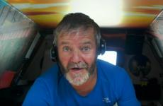 'If I don't laugh, I'll cry' - Irish sailor O'Coineen dismasts on Vendee Globe