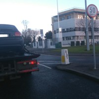 Car seized after overtaking garda car at over 100 kph