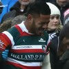 Injury worry for Manu Tuilagi as Saracens see off Leicester