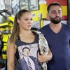 Audio of Ronda Rousey's coach watching her get pummeled is a difficult listen