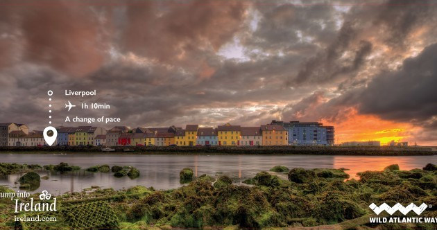 New €500,000 campaign aims to lure British visitors to Ireland with these breathtaking photos