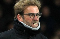 Frustrated Klopp questions refereeing decision after Sunderland draw
