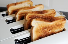An elderly Australian convict has allegedly murdered a fellow inmate with a toaster