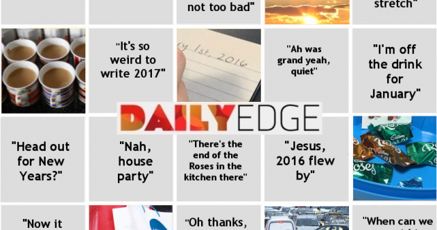 The DailyEdge.ie Back-to-Work Office Chat Bingo