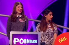 This gal's terrible, 'friendship-ending' Pointless answer is going viral on Twitter