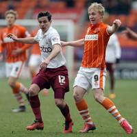 West Ham's Ireland U21 international extends loan deal with League One side