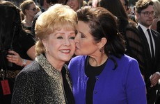 Carrie Fisher and Debbie Reynolds will be buried together tomorrow