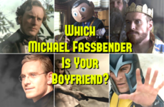 Which Michael Fassbender Is Your Boyfriend?