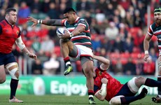 Tuilagi's Six Nations and Lions hopes ruined by season-ending knee injury