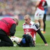 Ulster decimated by front row injuries while Pienaar also sidelined