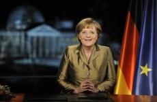 "Angela Merkel's 2011: ""Profound change, toughest currency test"""