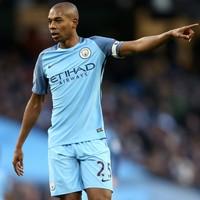 Manchester City's Fernandinho to miss next four games after ban upheld