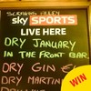 A pub in Carlow is taking the piss out of Dry January with these 'special offers'