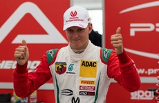 Ecclestone keen to see Schumacher Jr in F1