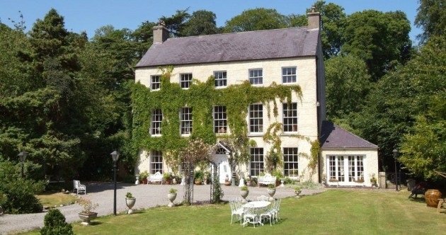 How about an 18th-century manor by the riverside? And just half an hour from Dublin