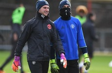 One in, one out as Man United refresh goalkeeping options