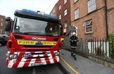 Man in his 70s dies in Cork city house fire