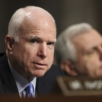 John McCain says 'every American should be alarmed' by Russian interference in election