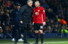 Wayne Rooney has returned to Man United training