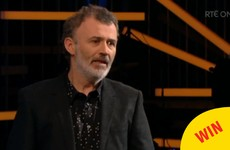Everyone fell in love with the new Tommy Tiernan Show on RTÉ last night