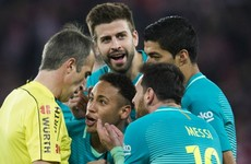 'We know how this works' - Pique accuses referees of Madrid bias