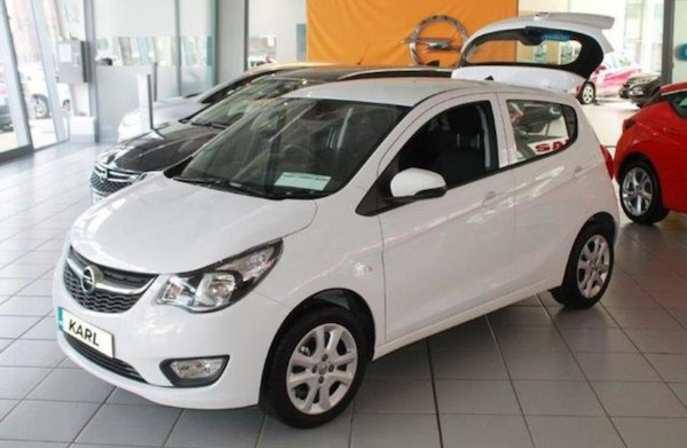 Great City Cars >> Donedeal Of The Week The Opel Karl And Hyundai I10 Are Great City Cars