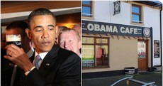They had a 'mighty time' in 2011 - but what's life like now in Obama's ancestral village?