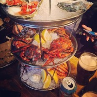 This Temple Bar restaurant's seafood platter is the most expensive takeaway item in Ireland