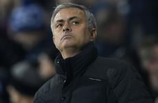 Mourinho insists United won't sign a defender despite Fonte and Lindelof links