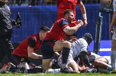 As it happened: Racing 92 v Munster, Champions Cup