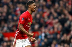 Bizarre comedy goal rounds off easy FA Cup win for Man United