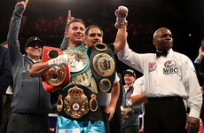 Negotiations 'progressing well' for Canelo-Golovkin bout