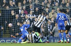 Daryl Murphy scores first Newcastle goal, Irish defender on target and all today's FA Cup results