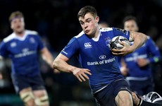 'I just feel lucky really': Ringrose still pinching himself as Leinster's centre of attention