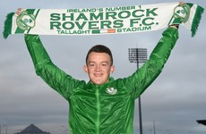 Shamrock Rovers capture highly-rated young striker from Dundalk