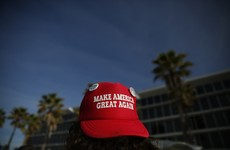 Canadian judge suspended for wearing Trump cap in court