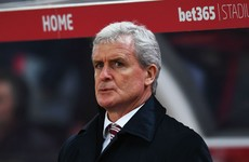 Mark Hughes slams Bojan and Imbula displays in Stoke's FA Cup loss
