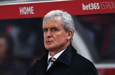 Mark Hughes slams Bojan and Imbula displays in Stoke's FA Cup loss