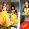 Emma Watson's doll for the new Beauty and the Beast film looks like anyone but Emma Watson