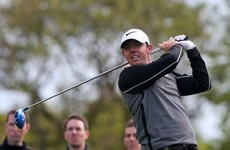 McIlroy's stunning approach at the Irish Open named Shot of the Year