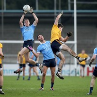 Dublin stars on holiday in Jamaica but fringe players get job done to beat DCU in Parnell Park